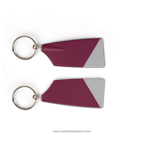Conestoga Crew Club Rowing Team Keychain (PA)