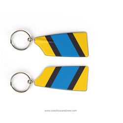 Cortlandt Community Rowing Association Rowing Team Keychain (NY)