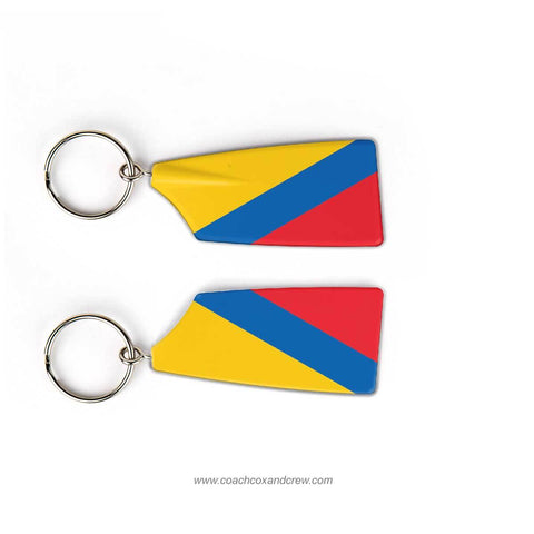 Corvallis Rowing Club Keychains (OR)