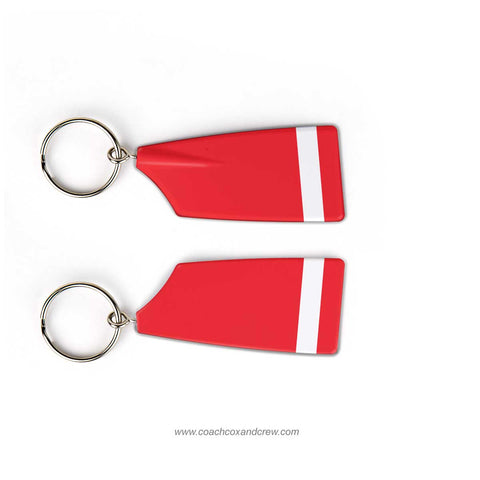 Crescent Boat Club Rowing Team Keychain (PA)