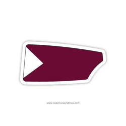 Culver Academy Oar Sticker (IN)