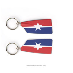 Dallas Rowing Club Rowing Team Keychain (TX)