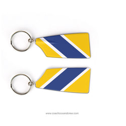 Dallas United Crew Rowing Team Keychain (TX)