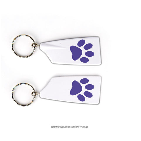 Darlington School Rowing Team Keychain (GA)