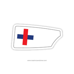 DeMatha Catholic High School Oar Sticker (MD)