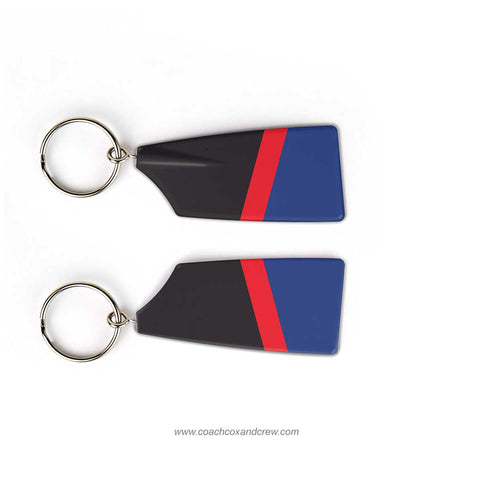 Depaul University Rowing Team Keychain (IL)