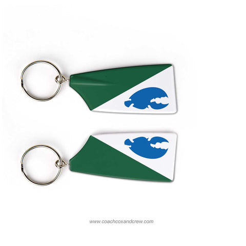 Downeast Rowing Club Keychain (ME)