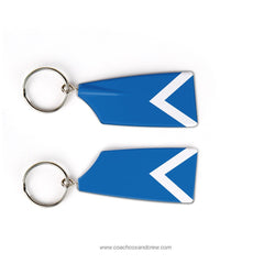 Duke University Men's Rowing Team Keychain (NC)