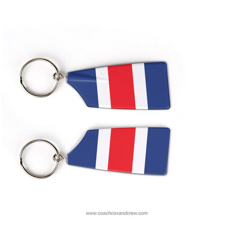 Duqesne University Rowing Team Keychain (PA)