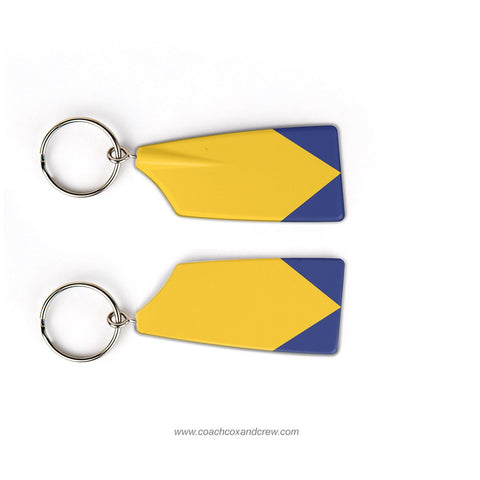 East Grand Rapids High School Rowing Team Keychain (MI)