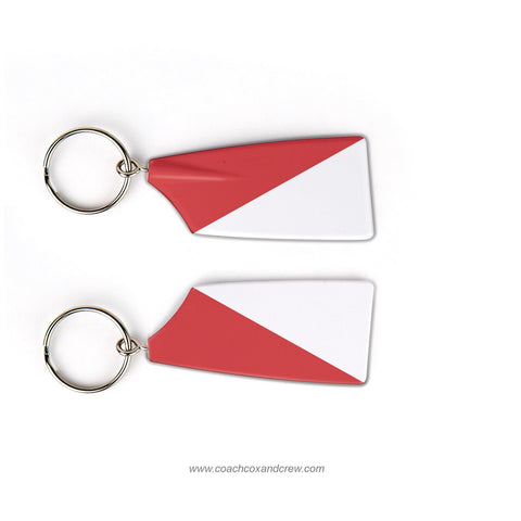 Edgewater High School Rowing Team Keychain (FL)