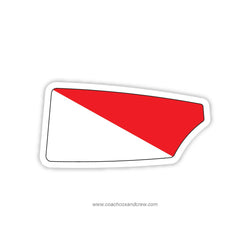 Edgewater High School Oar Sticker (FL)