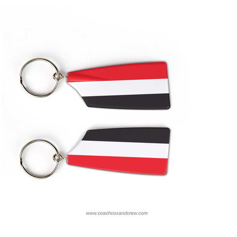 Egypt National Rowing Team Keychain