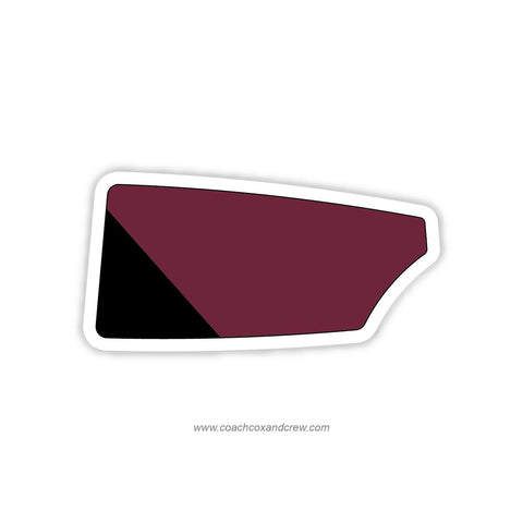 Episcopal High School Virginia Oar Sticker (VA)