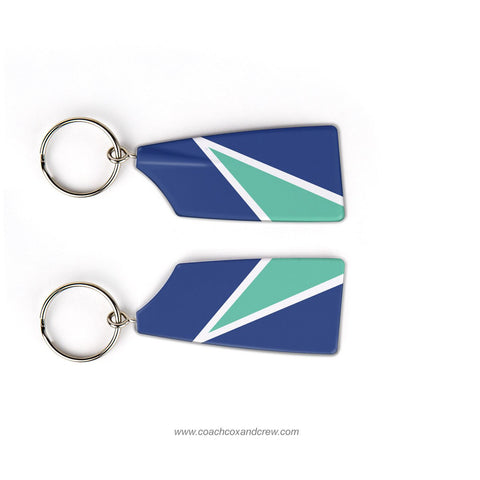 Evans Rowing Club Rowing Team Keychain (FL)