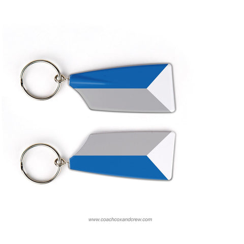Fairfax High School Crew Rowing Team Keychain (VA)