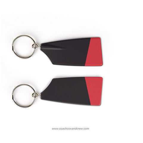 Fairfield University Rowing Rowing Team Keychain (CT)