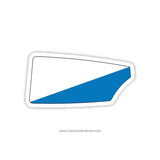 Fairmount Rowing Association Oar Sticker (PA)