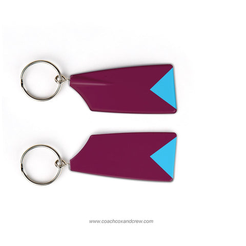 Father Judge Rowing Team Keychain (PA)