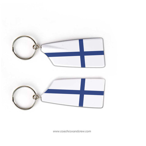 Finland National Rowing Team Keychain