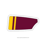 Florida State University Oar Sticker (FL)