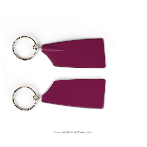 Fordham University Rowing Team Keychain (NY)