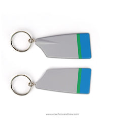 Forest Park Crew Rowing Team Keychain (VA)