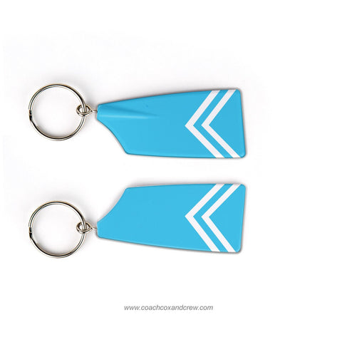 Founders Rowing Club Rowing Team Keychain (TX)