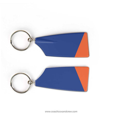 Fox River Rowing Association Rowing Team Keychain (IL)