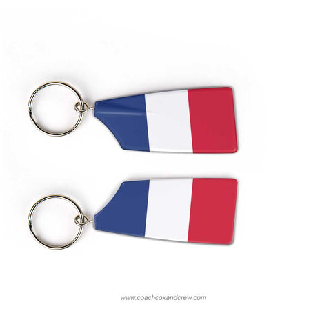 France National Rowing Team Keychain
