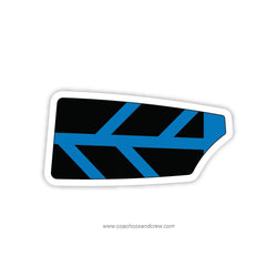 Gainesville Area Rowing Boys Oar Sticker (FL)