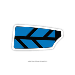 Gainesville Area Rowing Girls Oar Sticker (FL)
