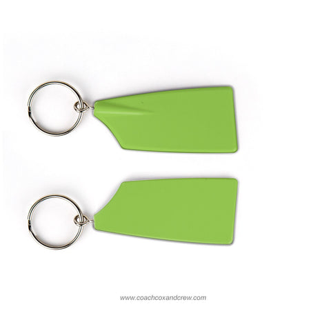 Gem City Crew Rowing Team Keychain (OH)