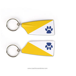 Georgetown Visitation Prep School Crew Rowing Team Keychain (DC)