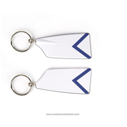 Georgia State University Crew Rowing Team Keychain (GA)