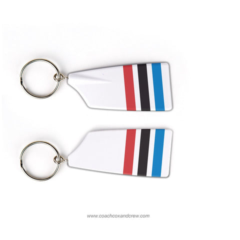 Germantown Academy Crew Club Rowing Team Keychain (PA)