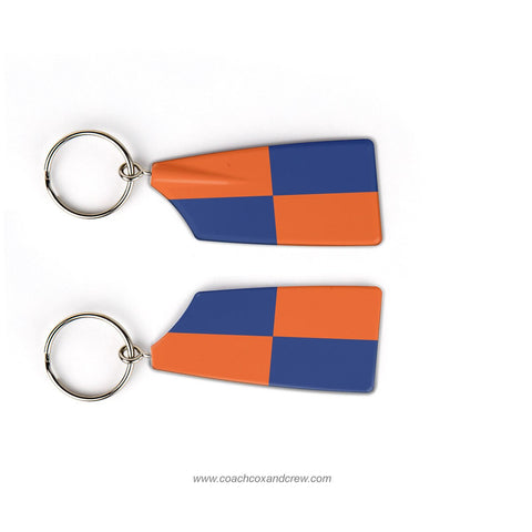 Germantown Friends School Rowing Team Keychain (PA)