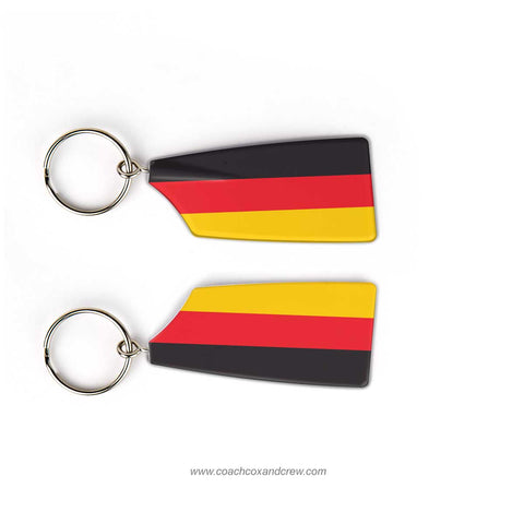 Germany National Rowing Team Keychain