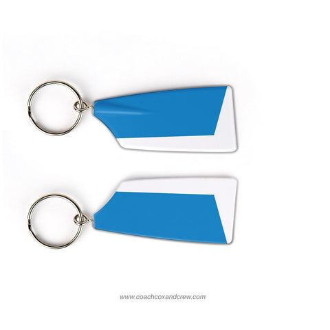 Glastonbury High School Crew Rowing Team Keychain (CT)
