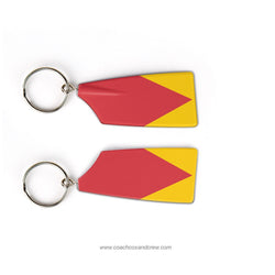 Gloucester Rowing Association Rowing Team Keychain (VA)