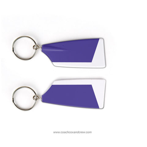 Gonzaga College High School Crew Rowing Team Keychain (DC)