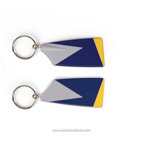 Granby High School Rowing Team Keychain (VA)