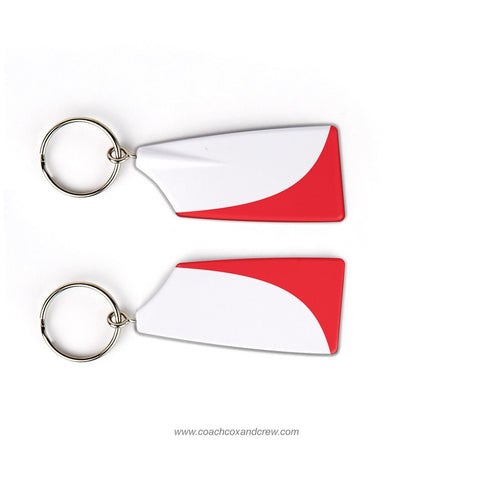 Grand Rapids Rowing Assc Rowing Team Keychain (MI)
