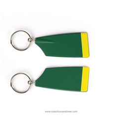 Great Bridge Crew Club Rowing Team Keychain (VA)