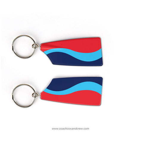 Great Miami Rowing Assc Rowing Team Keychain (OH)