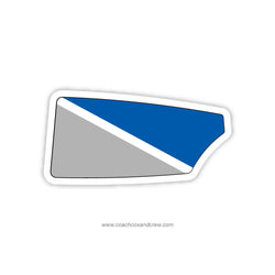 Great Valley Crew Oar Sticker (PA)