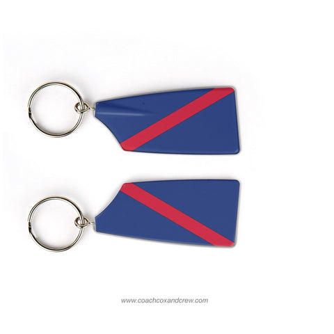 Greater Dayton Rowing Assc Rowing Team Keychain (OH)
