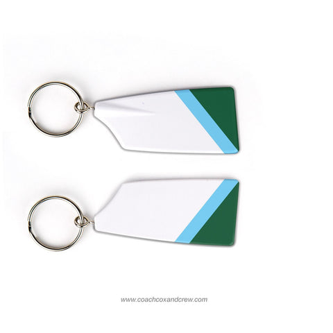 Green Lake Crew Rowing Team Keychain (WA)