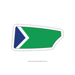 Gunston School Oar Sticker (MD)