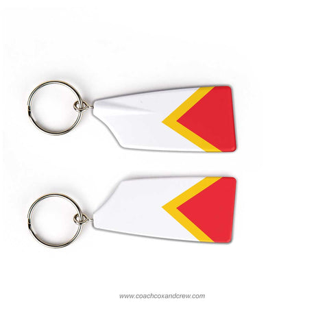 Gwynedd Mercy Academy High School Rowing Team Keychain (PA)